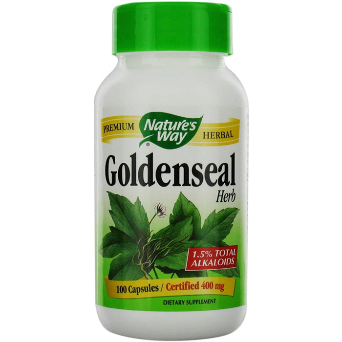 Is Goldenseal Best To Take With Food